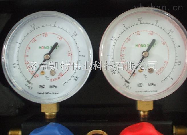 R410A压力表-R410a专用复合压力表