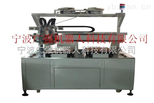 热熔自动埋钉机、螺母植入机、自动打钉机就到宁波广强