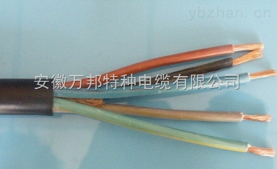 (K)YFRP系列耐磨柔性控制电缆