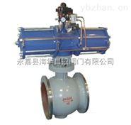 PBQ640H-DN250-16P气动不锈钢偏心半球阀