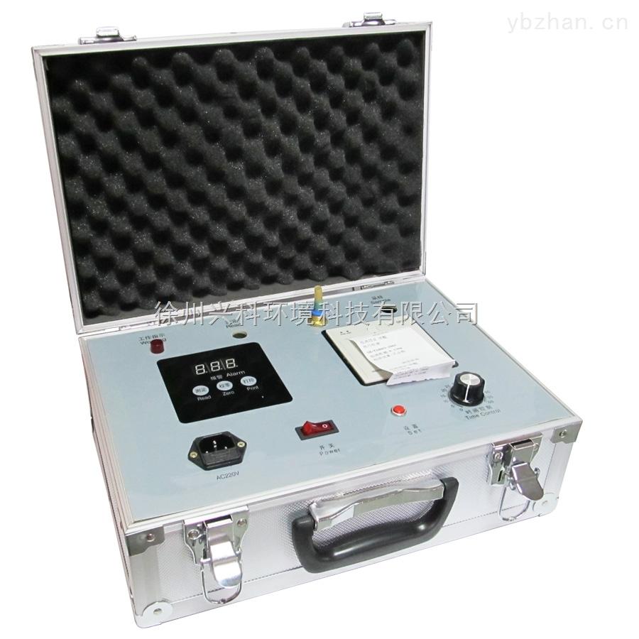 興科專業測甲醛,XK-A2裝修污染檢測儀