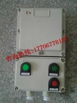 保护电机型开关 BQD53 防爆磁力起动器 断路器