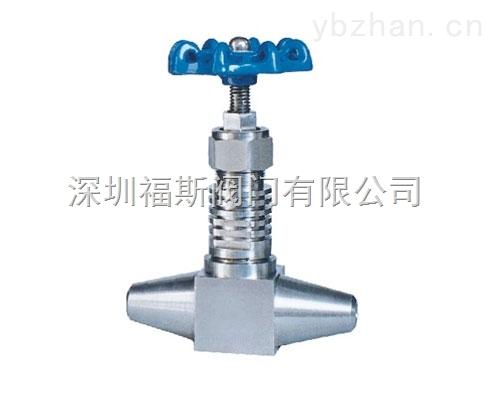Miller-進口高溫針型閥