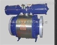 Q647FQ647F-DN300-160C气动高压球阀