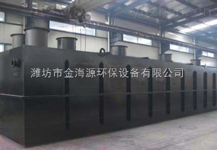 赤峰地埋式一体化污水处理设备处理强度
