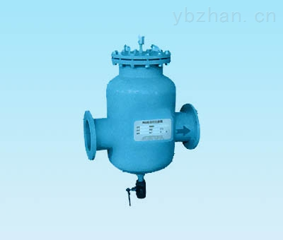SYS自洁式排气水过滤器