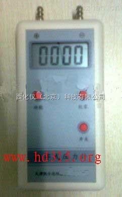 手持式數字壓力計 型號:RYU-K0601庫號:M393329