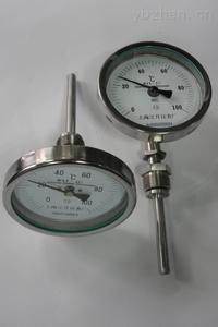 耐震雙金屬溫度計
