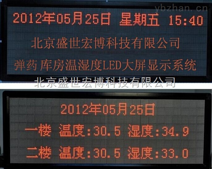 档案资料室温湿度监控系统产品资料