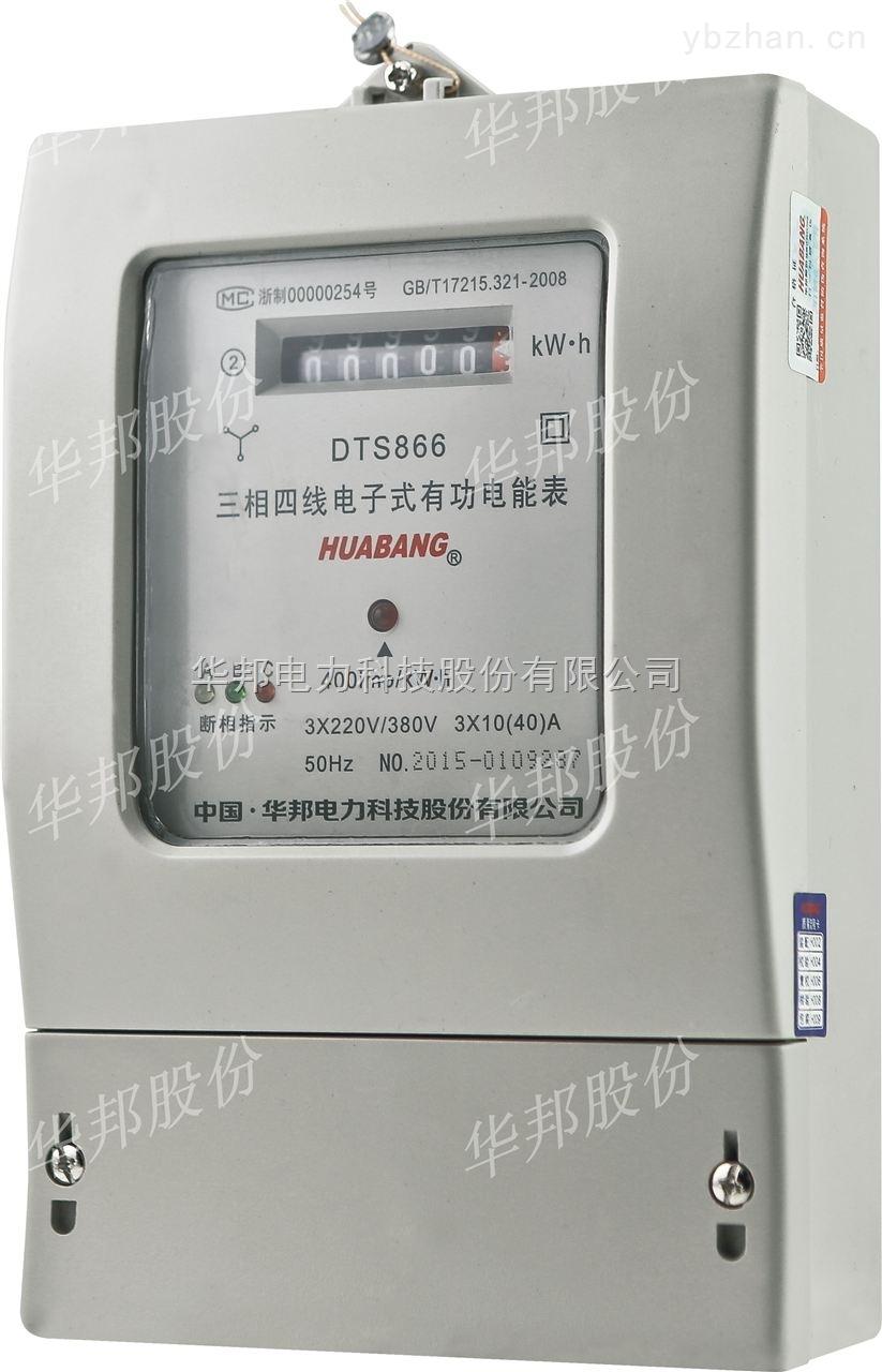 DTS866-壁掛式三相電度表 液晶/計數器顯示