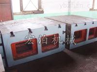 哈尔滨T型槽铸铁方箱厂家直销