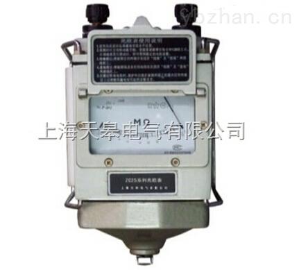 兆欧表适用于测量各种变压器绝缘电阻