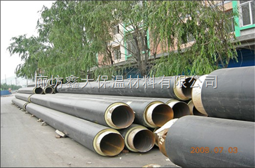 河北省预制直埋螺旋保温钢管价格介绍