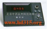 精密離子計(國產)中西 型號:SK36/PXS-450庫號:M188442
