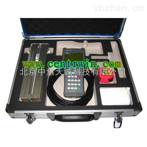 ZH8457型手持式超声波流量计/便携超声流量探测仪