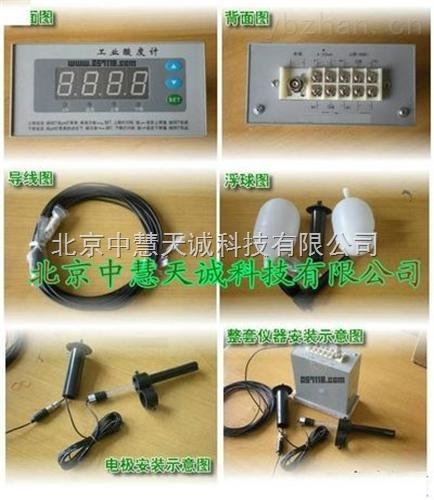 ZH8128型在線工業酸度計