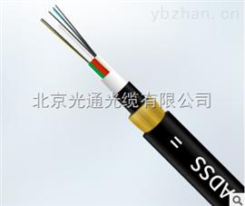 黑龙江省双鸭山室外直埋GYTZA53-4芯光缆
