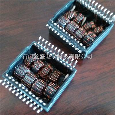 揭阳h1001nl网络变压器 电阻质量可控