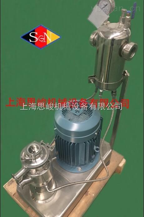 GM2000-蛋黃醬乳化機