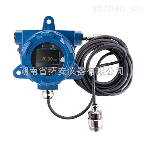 GCT-H2-P41-T-電力柜專用分體式熱導氫氣檢測儀