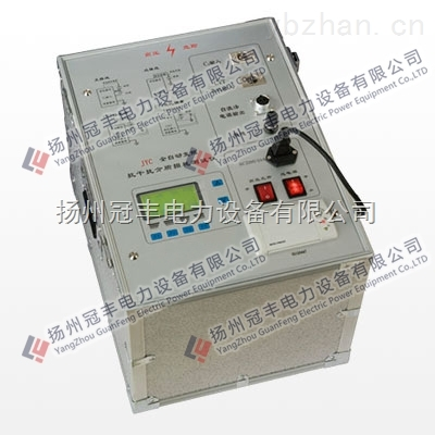电工电力设备抗干扰介质损耗测试仪实体图片