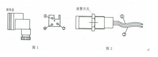 塑料管带报警开关流量计使用说明书