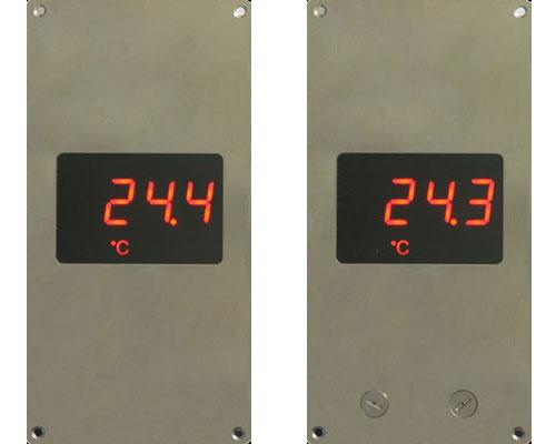 嵌入式温湿度/差压显示屏/变送器