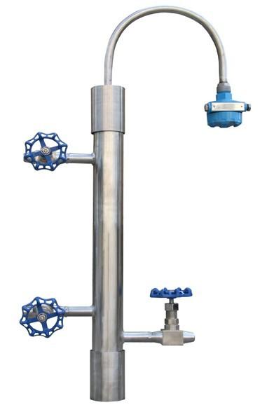 化工厂锅炉测量用ucg - 3 0 3 1智能电容式锅炉汽包液位计