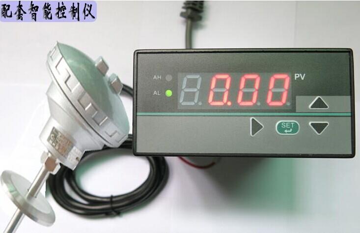 pt100-卡箍式(快装)热电阻