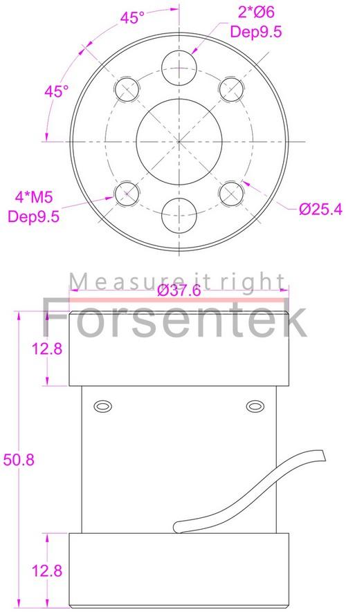 力矩传感器3NM