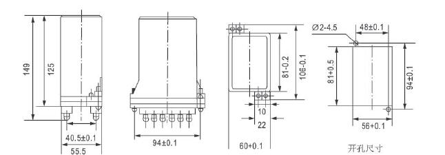 dzj-12:-dzj-12交流中间继电器-上海约瑟电器有限