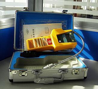 sqj-ia便携式可燃气体探测器