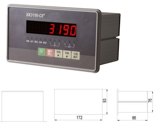 xk3190-c8+显示器说明书