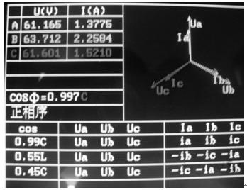 lydj4000 三相电量校验仪