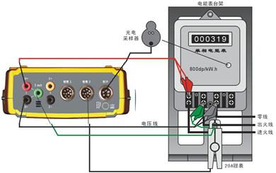 lydj-i-单相智能电表校验仪