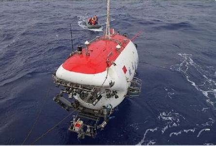 在蛟龙号载人潜水器研制工作的基础上