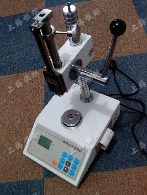 弹簧拉压力测力仪